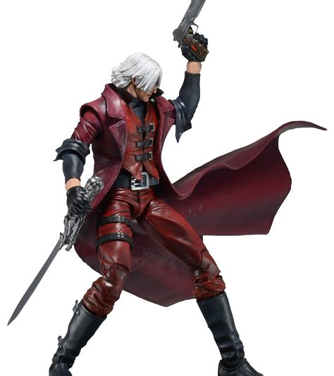 Figure Neca May Cry Dante 30 Points Articulation May Cry 7 Figure Ultimate Dante