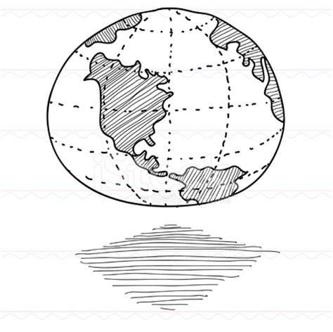 sketch,earth, space stock vector freeimages.com