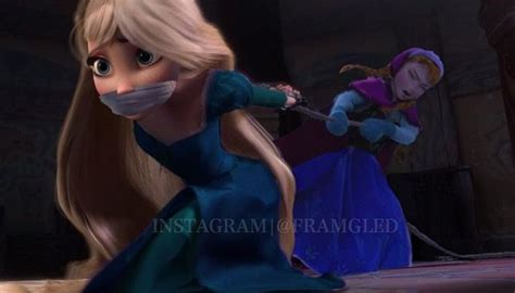 rapunzel kidnapped can frozen elsa anna save tangled 1000 images about disney edits on pinterest disney