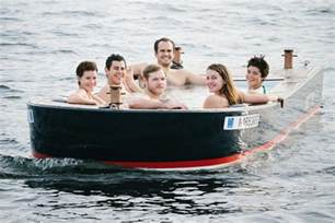 you can drive a tub boat around lake union in seattle