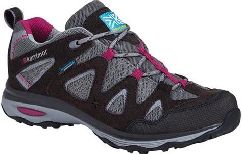 karrimor isla weathertite walking shoes go outdoors