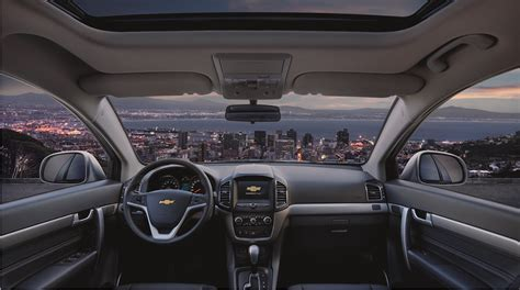 chevrolet captiva interior 2016 nuevo chevrolet captiva 2016 as 237 es el facelift de la suv