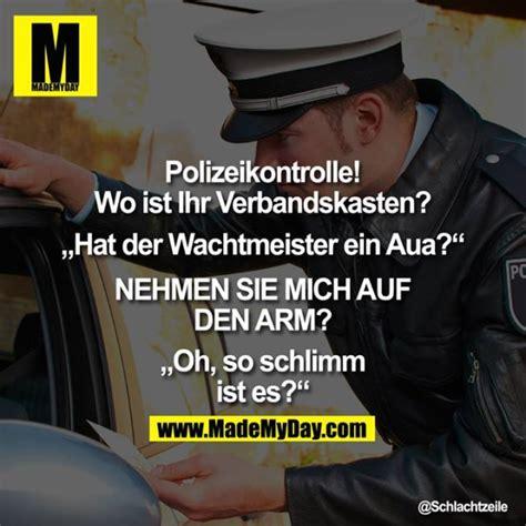 Verbandskasten Auto Kontrolle by Polizeikontrolle Wo Ist Ihr Verbandskasten Made My Day