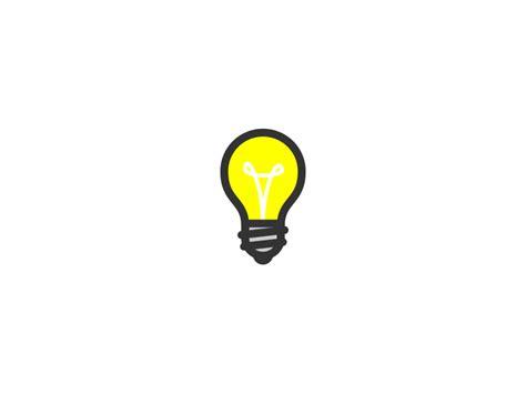 light bulb checker light bulb illustration by joel glovier dribbble