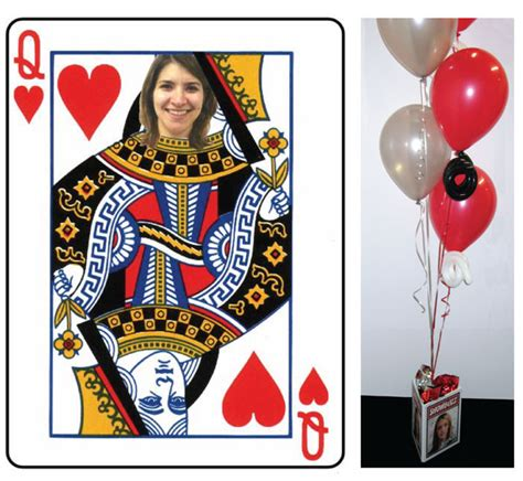 rock the boat queen of hearts party themes