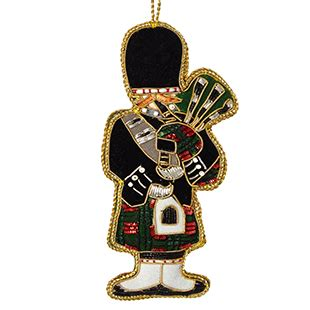 scottish piper christmas decoration best of decorations real homes