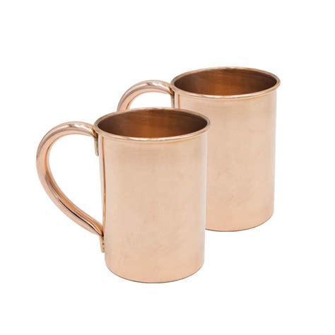 Mug Classic sinkology classic 20 oz thick solid copper moscow mule mug set of 2 shb01 msc 2
