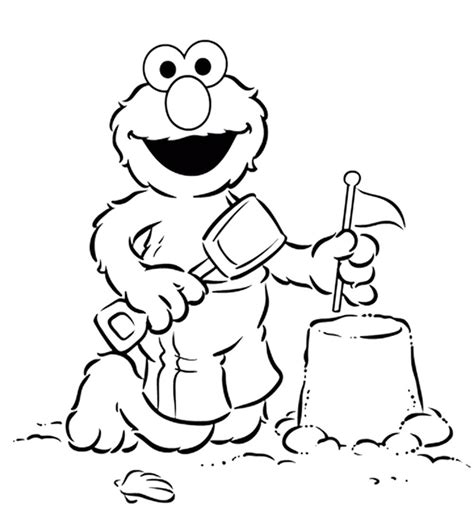 elmo easter coloring pages to print baby elmo coloring pages coloring home