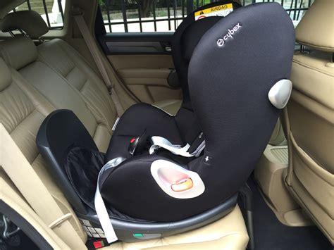 sirona de cybex le parfait siege auto de bebe