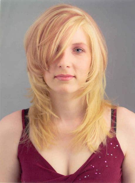 stufige haarfrisuren frisuren kurze haare