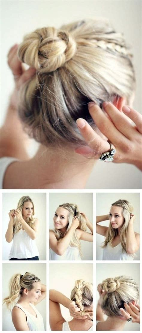 simple and easy hairstyles for office 25 best ideas about hairstyles on