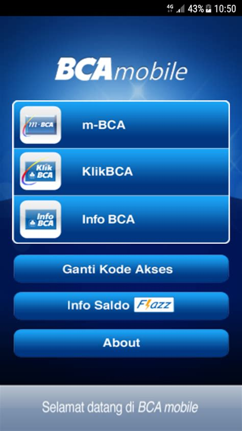 bca m banking bca mobile android apps on google play