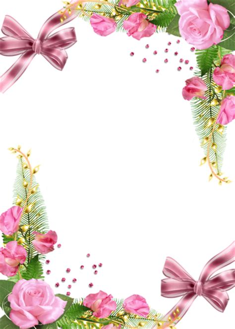 Soft Transparant Flower Butterfly Cover Casing Iphone png photo frame with pink roses photo frames pink roses and stationary