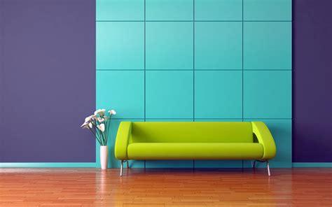 kombinasi warna interior rumah modern  putih
