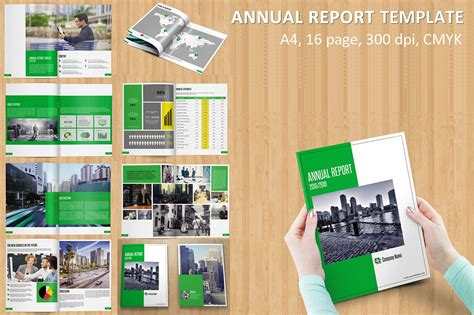 Legion Of Annual Report Template Annual Report Template V115 Brochure Templates