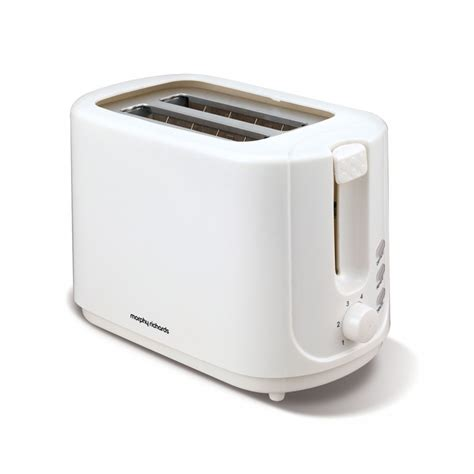 Small White Toaster 10 Morphy Richards 980505 2 Slice 800 Watt Toaster In