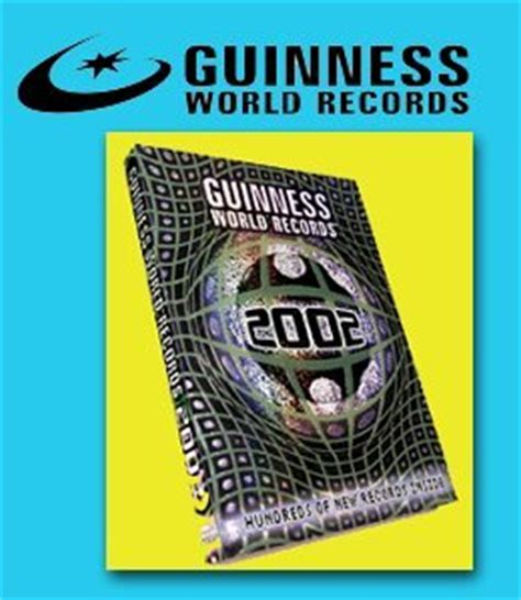guinness world records 2002 guinness world records releases 2002 edition