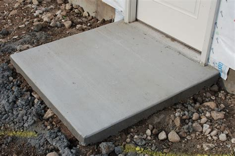 Cement Pad For Shed by Pouring A Concrete Pad Icreatables