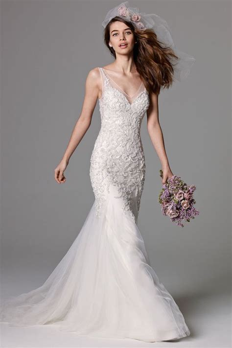 wedding gown boutiques in atlanta ga 2 watters wedding dresses fall 2015 collection modwedding