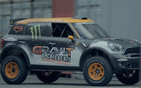 mini cooper modified watch a modified mini countryman john cooper works try a