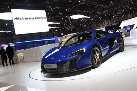 how much is a mclaren 650s just how much does it cost to host the launch of a new