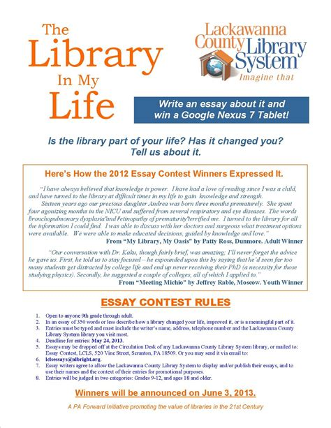 Deeds Essay by Do A Deed Essay Contest
