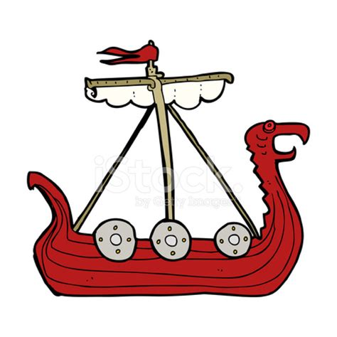 cartoon viking ship stock vector freeimages.com