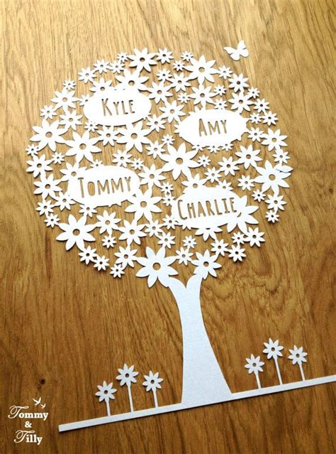 How To Make A Family Tree On Paper For - paper family tree template templates data