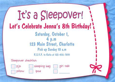 Free Printable Sleepover Birthday Party Invitations Girls Party Ideas In 2019 Sleepover Free Printable Slumber Invitations Templates