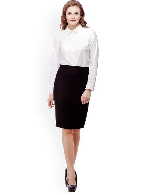 Bourge Mini Dress Blouse Original Branded Dress Blouse Wanita 27 brilliant wearing pencil skirts playzoa