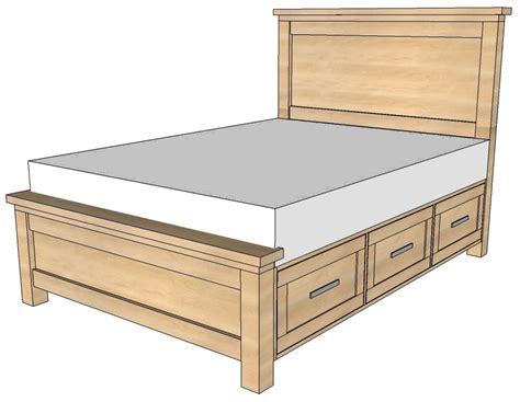 Mattress For Captains Bed by How To Build A Captain S Bed Home Architecture And