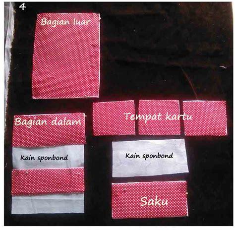 tutorial membuat dompet dari kain perca batik cara membuat dompet lipat dari kain perca katun kreasi ceria