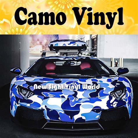 popular camo car wrap buy popular blue camo wrap buy cheap blue camo wrap lots from