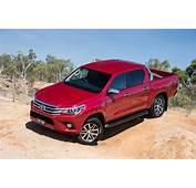 Review  2016 Toyota HiLux SR5 Full