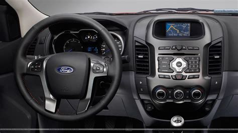 ford ranger interior ford ranger wildtrak 2011 interior wallpaper