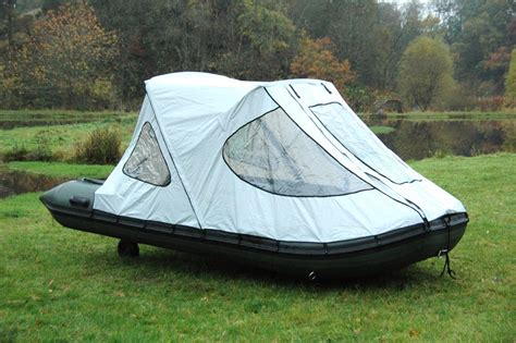 inflatable fishing boat with canopy bison marine bimini cockpit tent canopy for inflatable