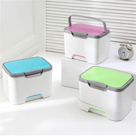 plastic storage containers for makeup fashion multifunctional makeup cosmetic storage box