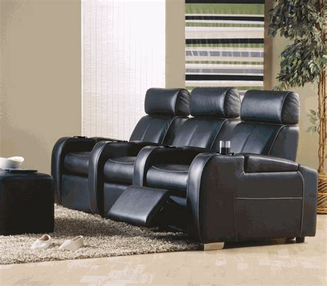 Recliner Home Theater Seating by Palliser Lemans Lhf Recliner Home Theater Seating