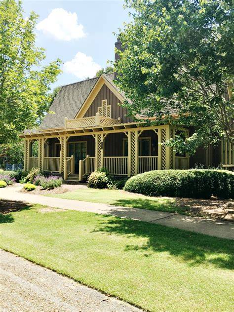 Cottage Barnsley by Barnsley Gardens And Shaw Floors At The Picket Fence