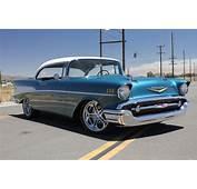 1957 Chevy Bel Air Gets Overhauled