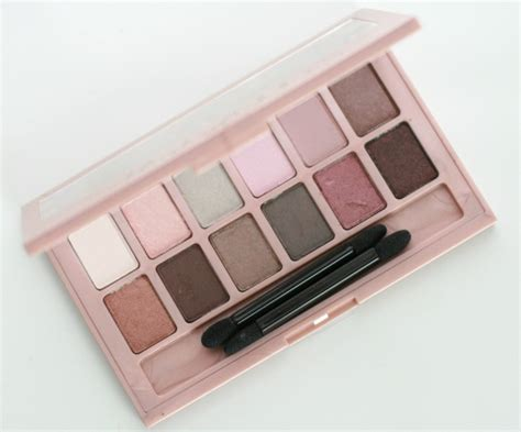 Maybelline The Blushed Palette maybelline new york the blushed palette toronto