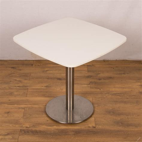 Small Office Table by White 750x750 Small Office Table