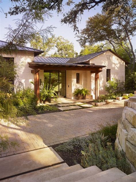 modern home design texas great hill country style sort of frank lloyd wright