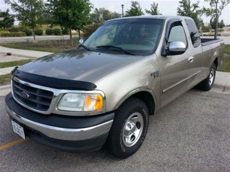 how to work on cars 2002 ford f150 engine control buy used 2002 ford f150 xlt pickup truck in palatine illinois united states for us 7 000 00