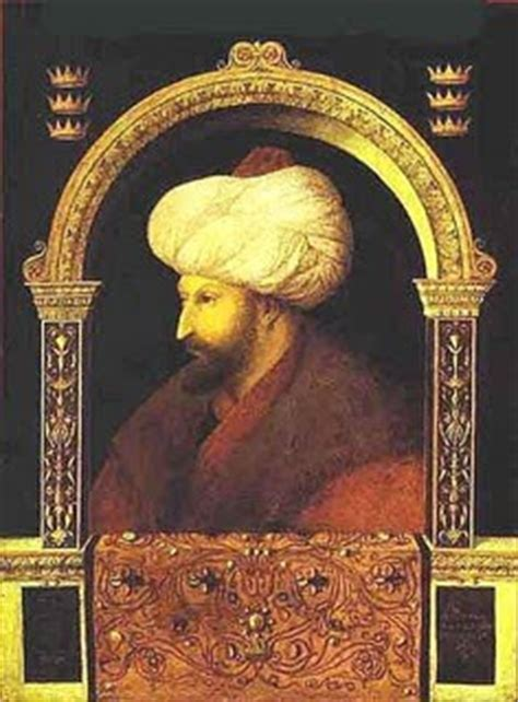 otomano quem foi turcos mehmed ii