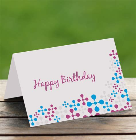 5 best images of free printable foldable birthday cards