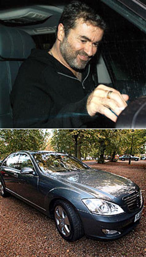 George Michael Smokes Marijuana During by Sony Bosses Threaten To Sack Unpredictable George Michael