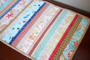 a summer table runner diary of a quilter a quilt