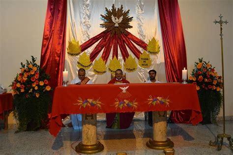 arreglo del templo para la celebracion de unm resultado de imagem para altares para pentecostes