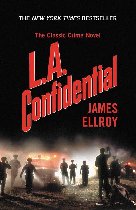 Novel Import La Confidential books ellroy